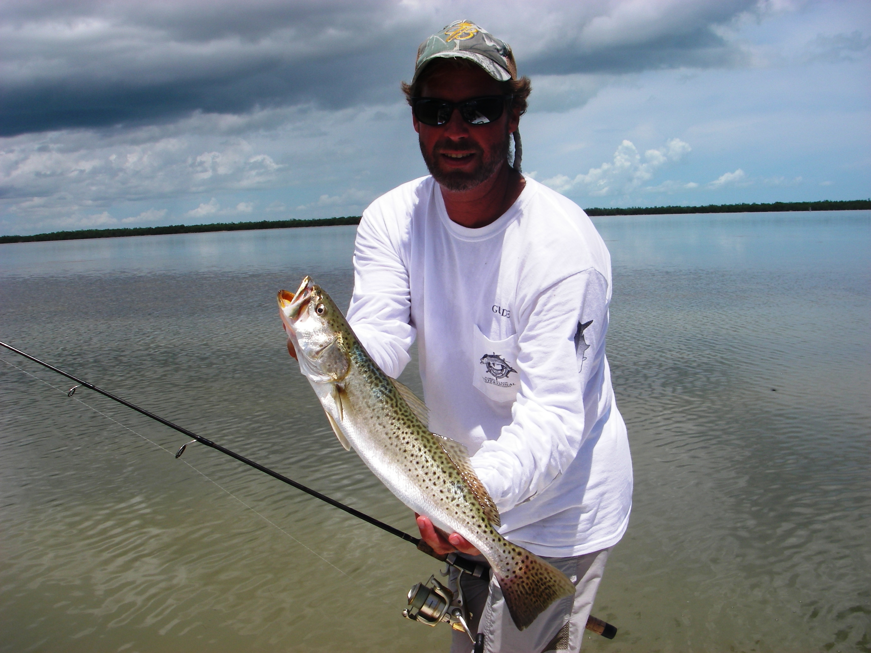Flamingo fishing charters and boat tours in naples for Charter fishing marco island