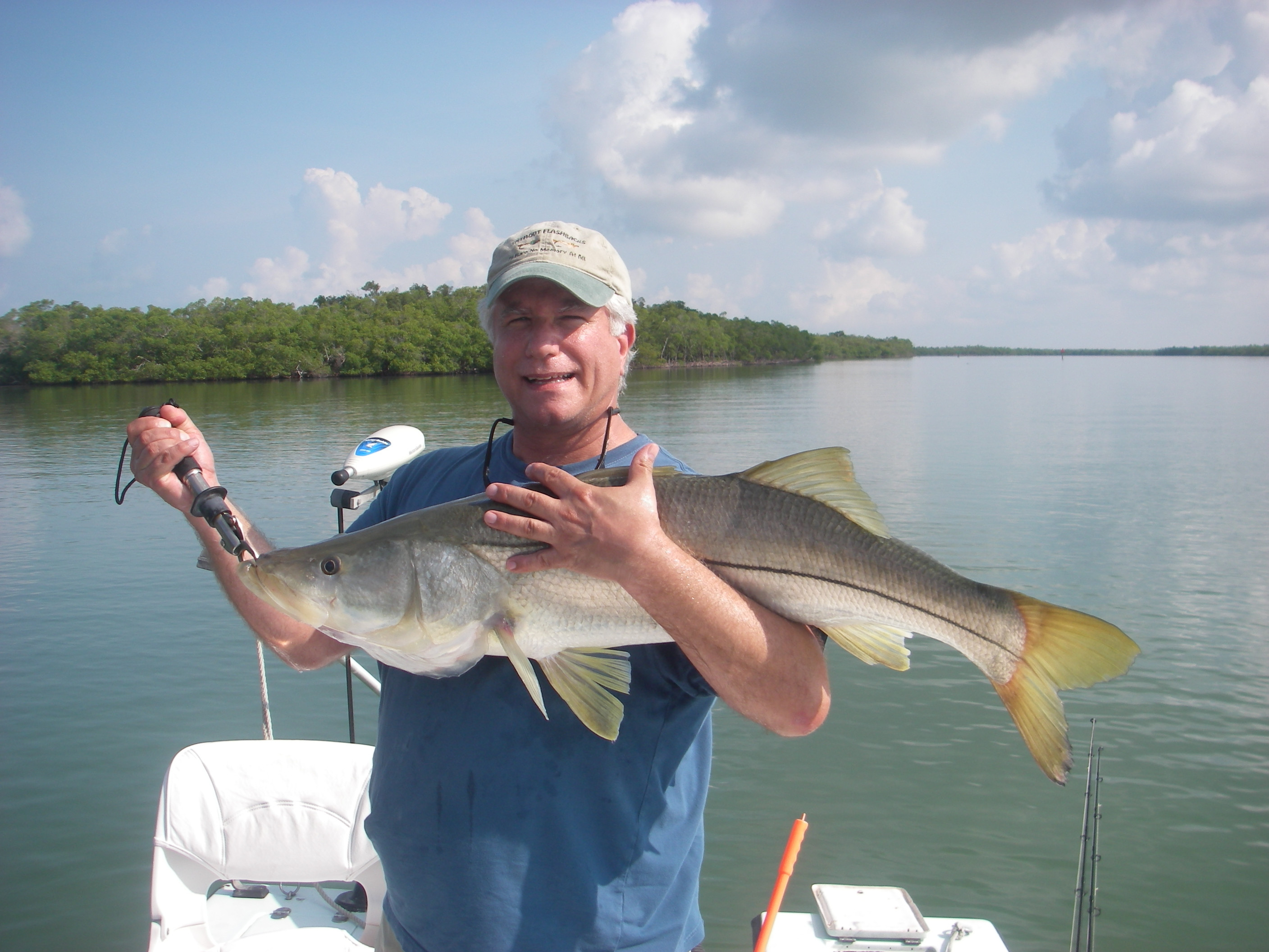 Misc 059 light tackle and fly fishing charters in for Charter fishing marco island