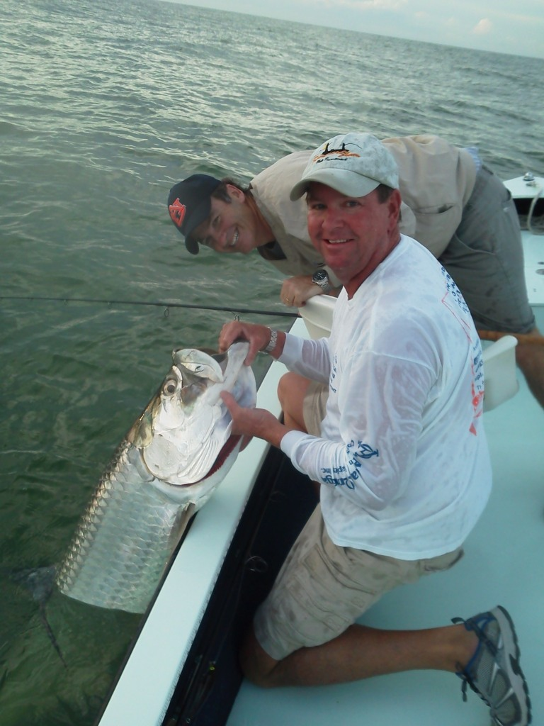 John Tarpon Light Tackle And Fly Fishing Charters In