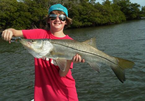 Sam Poole Big Snook Light Tackle And Fly Fishing