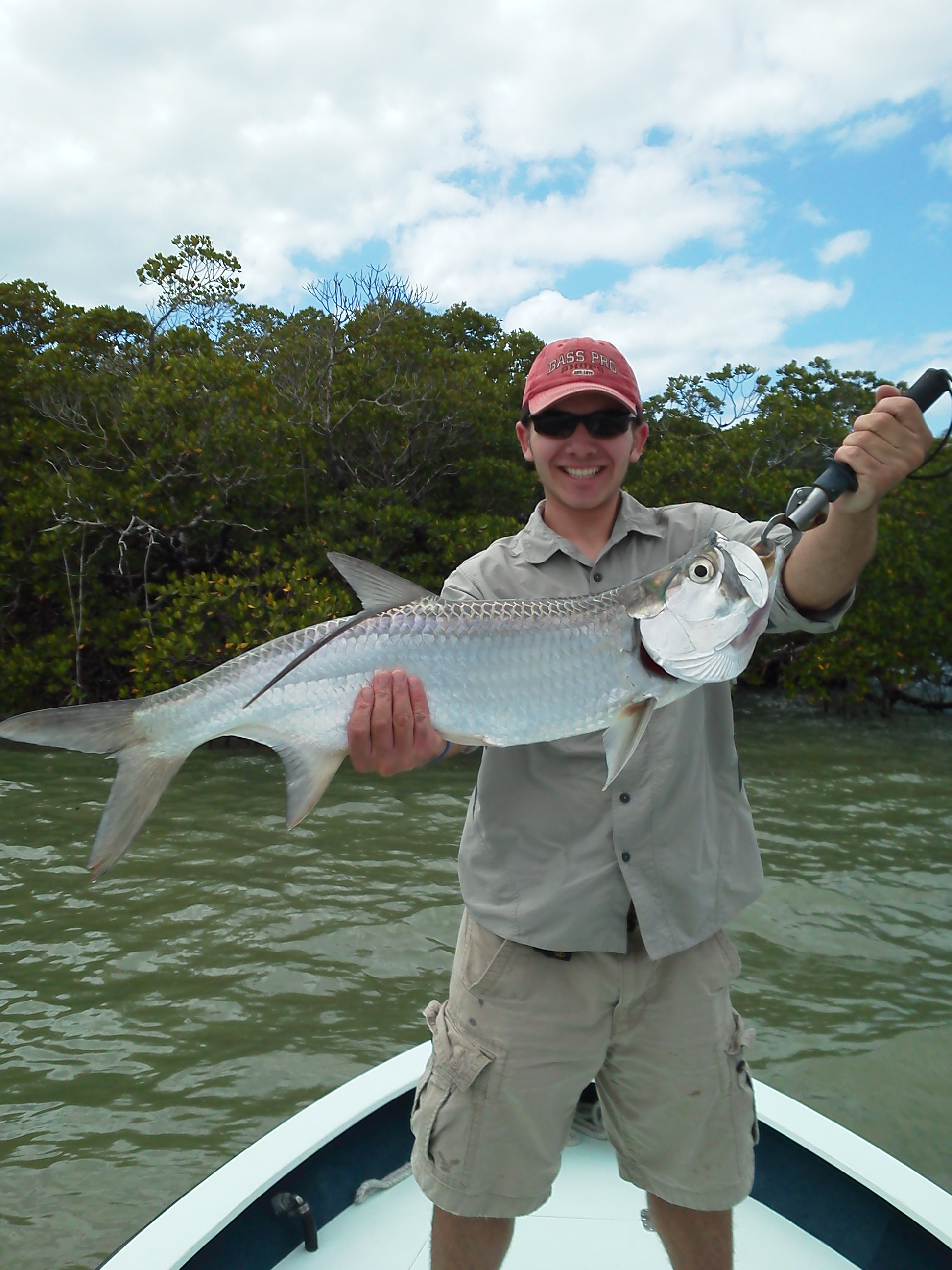 3 12 2012 tarpon fishing charters and boat tours in for Fishing charters naples fl