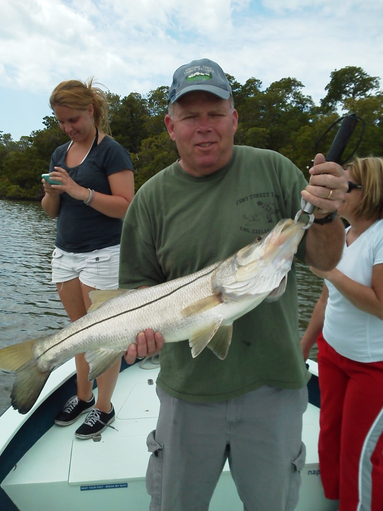 April 2012 Bob Snook Light Tackle And Fly Fishing