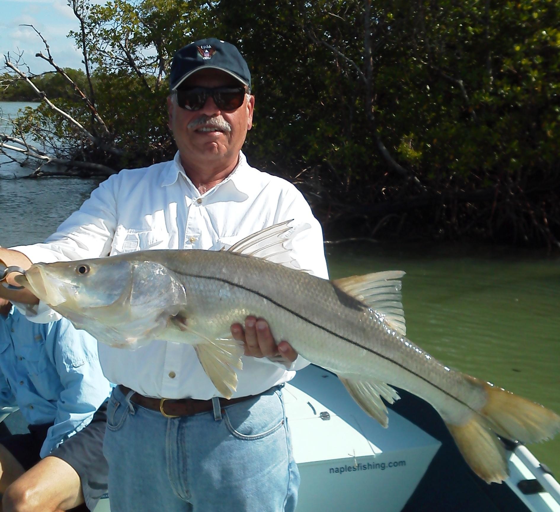 Img 20121114 110402 fishing charters and boat tours in for Charter fishing marco island