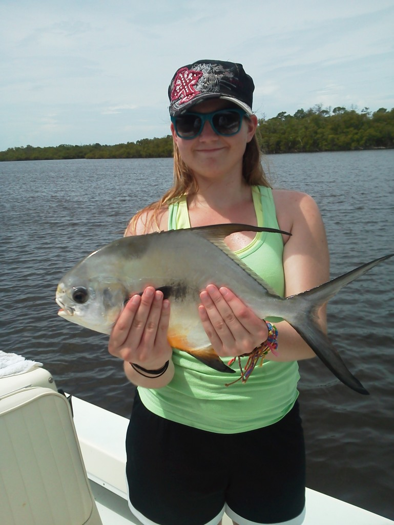 Taylor Schnurbush caught a surprise last week with a nice back country permit last week.