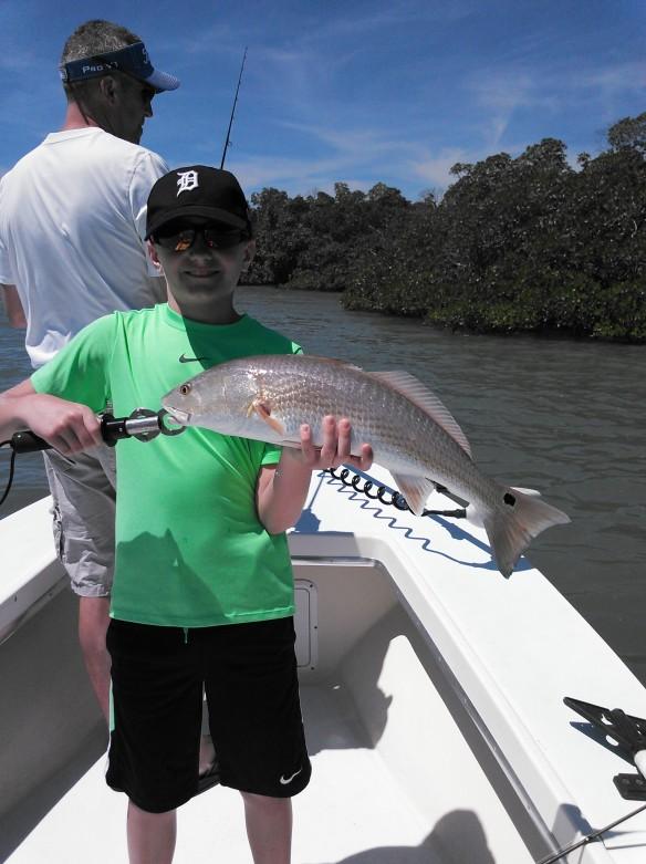 Ncm for Marco island fishing guides