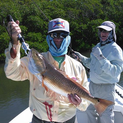 John S redfish